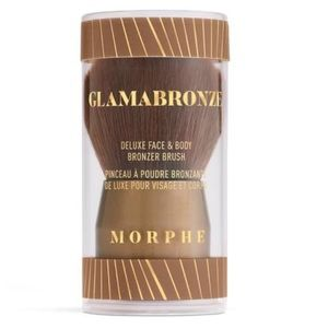 Morphe Glamabronze Face & Body Bronzer Brush NIB